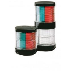 Hella Serie 2984 3-kleurenlantaarn & ankerlicht 12V - 1x 25W & 1x 10W, 2x 112,5¦ - 1x 135¦ & 1x 360¦