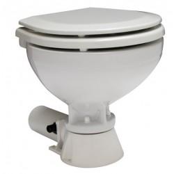 allpa AquaT standard-electric scheepstoilet, 12V-13A, compact pot met bedienpaneel