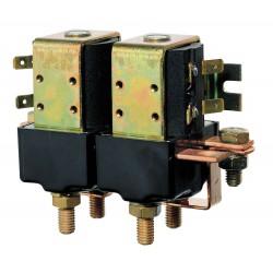 Relais dubbel 24V 3kW (M8 aansluiting)