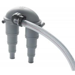 Beluchter 13mm - 32mm met slang