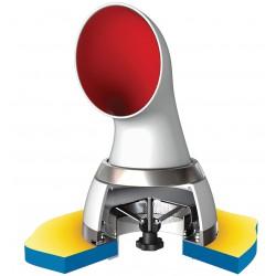 Doradebox RVS voor luchthapper D125mm