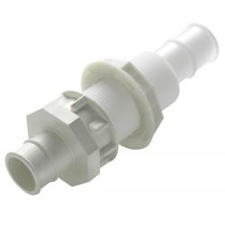 Schotdoorvoer voor slang D=38mm (1 1-2 )