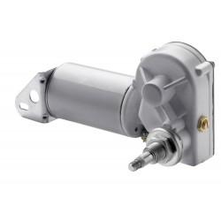 Ruitenwissermotor 24V lange as 2 , DIN aansl.