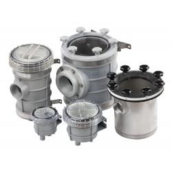 Koelwaterfilter type 1320 aansluiting 38mm G1 1-2