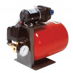 Hydrophoor 24V 8ltr tank incl drukregelaar