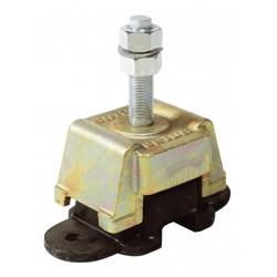 Flexibele motorsteun type LMX340