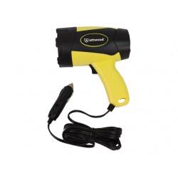 Handschijnwerper geel 12V