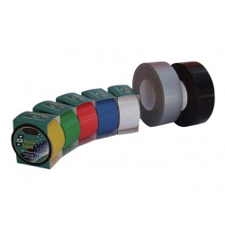 DUCKTAPE BLACK 50MMX10M