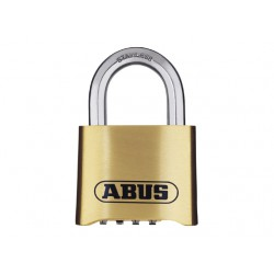ABUS CIJFERSLOT MESSING 50MM H.B