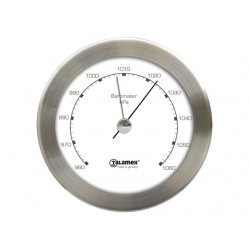 BAROMETER RVS 100MM