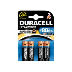 DURACELL ULTRA MX1500, AA, 4-PACK