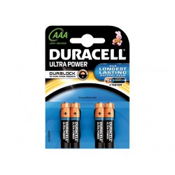 DURACELL ULTRA MX2400, AAA, 4-PACK