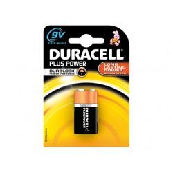 DURACELL PLUS MN1604, 9V, 1-PACK