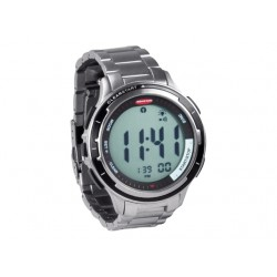 CLEAR ST SAILWATCH S-S, STAINL BAND