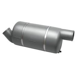Vetus kunststofdemper type mf100 incl.bev.kit