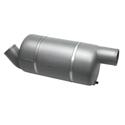 Vetus kunststof demper type mf 150 incl.bev.kit