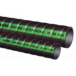 Meter koelwaterslang rond 25mm inwendig
