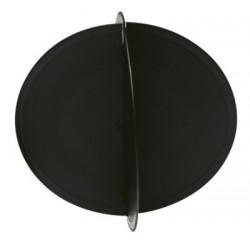 Ankerbal 35cm zwart