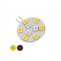 G4 DUAL W-RD 10-30V, 0,5-1.4-10W SIDEPIN
