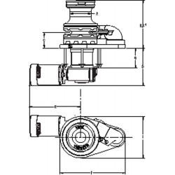 1000 VWCLP 100TDC 12V CW 44:1
