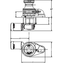 1000 VWC 100TDC 12V CW 44:1