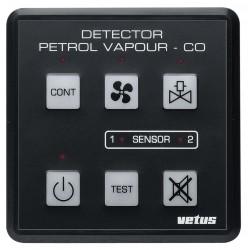 Benzinedamp detector type PD1000