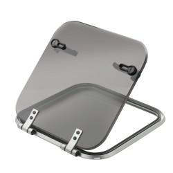 Planus vent. luik 340x210mm new lock