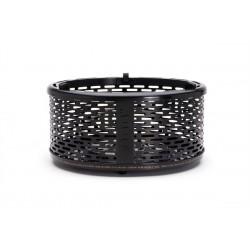 Cobb losse mantel + ring (zwart) Pro