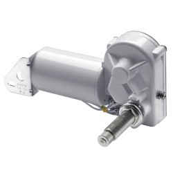 Ruitenwissermotor 12V kartelas 2 , 2 snelh, 8 wish.