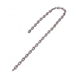 Chain 6mm DIN766 SS316 per meter