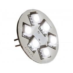BÕtsystem 6 SMD G4 LED achtermont. 8-30V