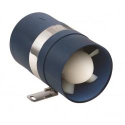 Inline ventilator 12V, 102mm