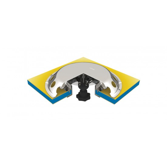 Afsluitbare dekventilator type UFO2