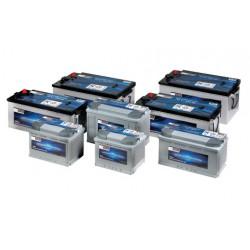 Batterij 100Ah AGM Vetus AGM energy