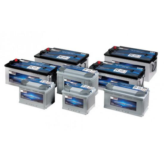 Batterij 140Ah AGM Vetus AGM energy