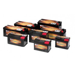 Batterij 165Ah SMF Vetus SMF energy
