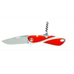 Aquaterra mes met kurkentrekker rood