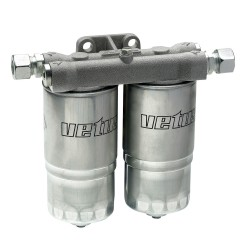 Waterafscheider groffilter type WS720 720 l-uur
