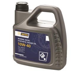 VETUS Marine Diesel Oil SAE 10W-40, 4 liter verpakking