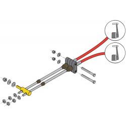 Differentiaal-apparaat voor brandstofpomp