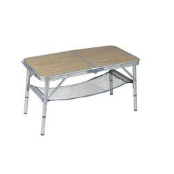 Bo-Camp Side table Premium Rustic Koffermodel