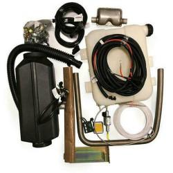 Planar Heteluchtverwarming 44D 24V 4kW