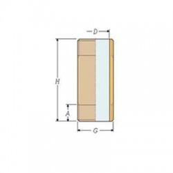 Verlengbuis 1-2 x1-2 x60 mm