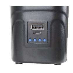Bo-Camp Elektrische pomp Oplaadbaar USB 4000 mAh 250ltr-min