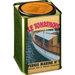 Le tonkinois vernis no 1