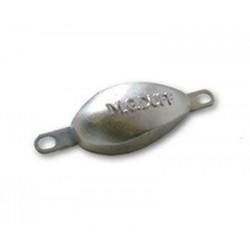 MGD huidanode aluminium AD77 - 0,85 kg.