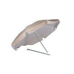 Bo-Camp Parasol Met knikarm 165 cm Sand