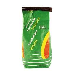 Houtskool briketten - 2 kg