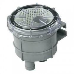 Set: o-ring en deksel voor waterfilter 140