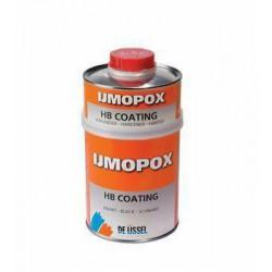 De ijssel ijmopox HB Coating zwart 750ml